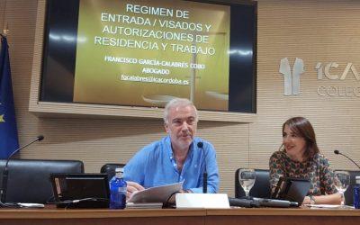 Conferencia sobre el derecho de extranjería