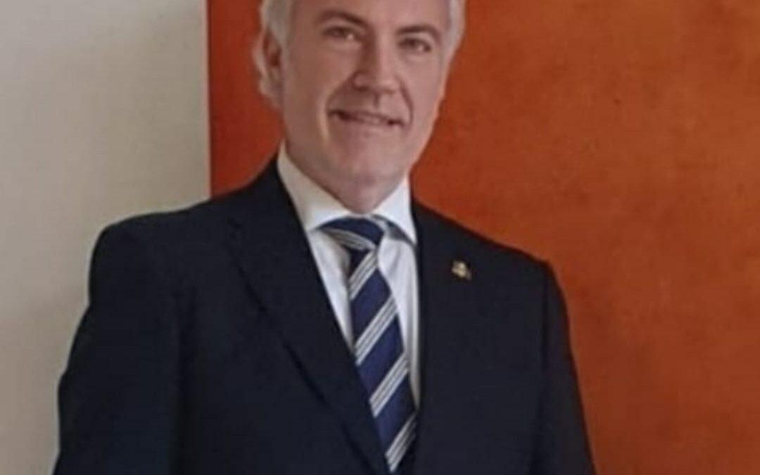 FRANCISCO GARCÍA-CALABRÉS, DIRECTOR DE CONRAZON, PRESENTARÁ SU CANDIDATURA COMO DECANO PARA LAS PRÓXIMAS ELECCIONES DEL ICA CÓRDOBA